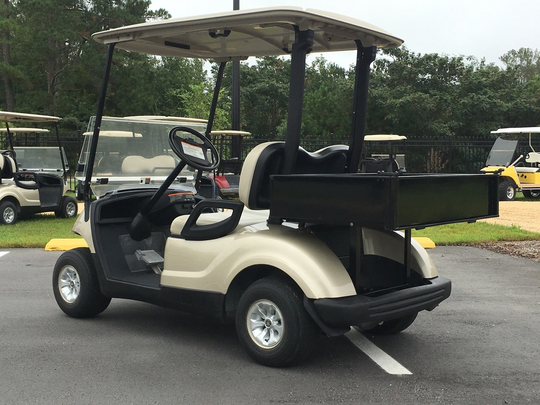 Certified Preowned Inventory - NC Golf Cars Plus on